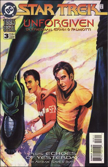 Star Trek Special (1994) 3-A by DC