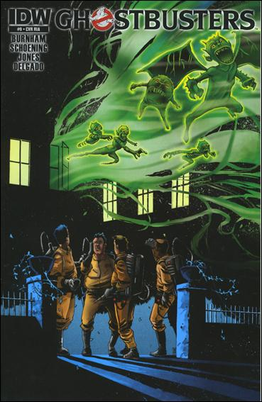 Ghostbusters (2011) 9-C by IDW