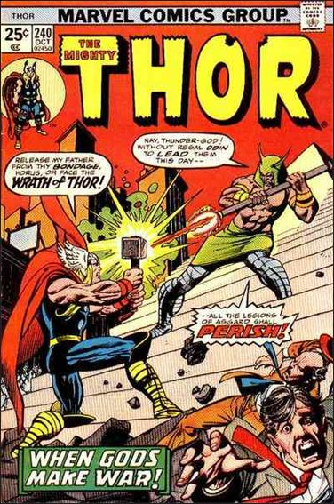 Thor (1966) 240-A by Marvel