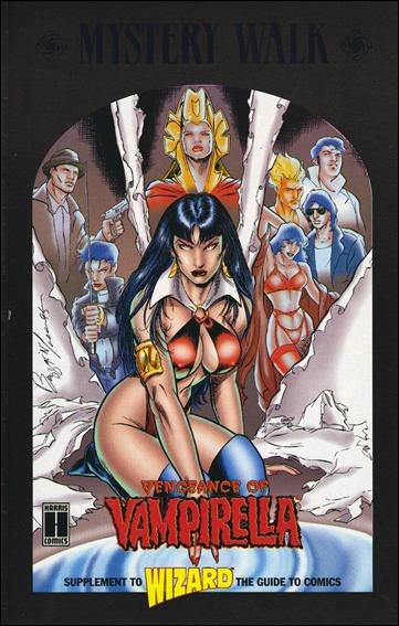 Mystery Walk: Vengeance of Vampirella 1-A by Harris