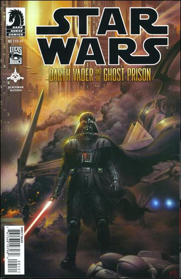 Star Wars: Darth Vader and the Ghost Prison 1-B by Dark Horse