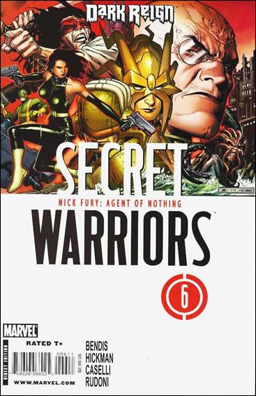Secret Warriors (2009) 6-A by Marvel
