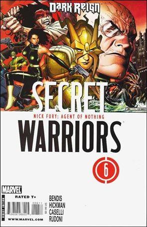 Secret Warriors 6-A