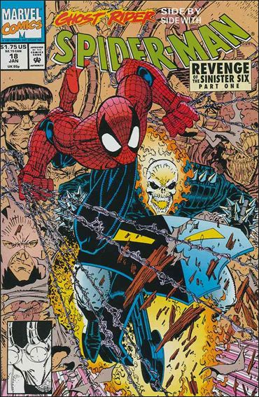 Spider-Man (1990) 18-A by Marvel