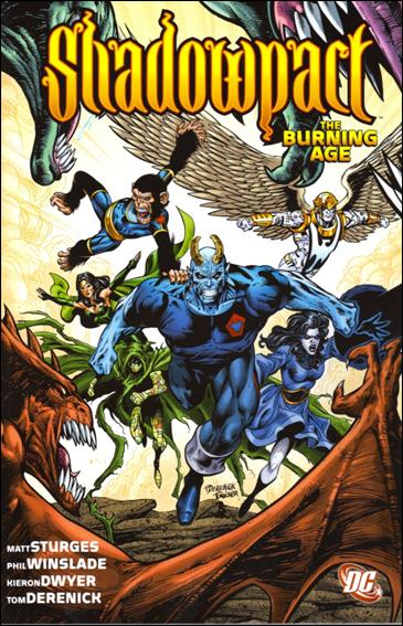 Shadowpact: The Pentacle Plot 4-A by DC