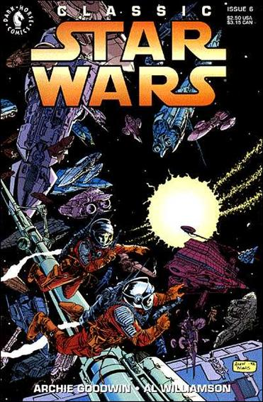 Classic Star Wars 6-A by Dark Horse