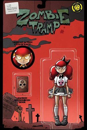 Zombie Tramp 23-C