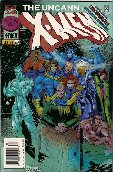 Uncanny X-Men (1981) 337-B by Marvel