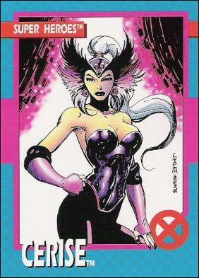X-Men: Series 1 (Base Set) 40-A by Impel