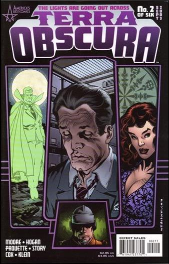Terra Obscura (2003) 2-A by America's Best Comics