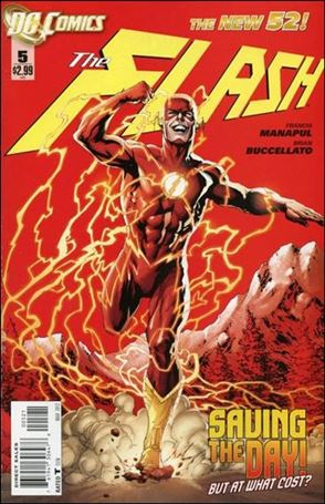 Flash (2011) 5-B