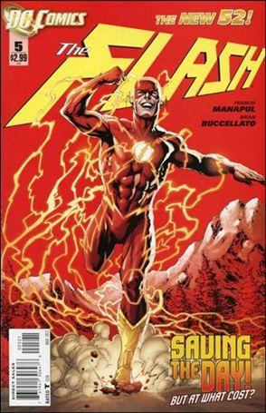 Flash (2011) 5-B