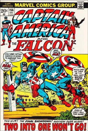 Captain America (1968) 156-A