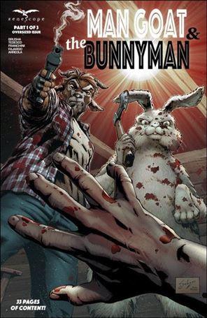 Man Goat & The Bunny Man 1-A