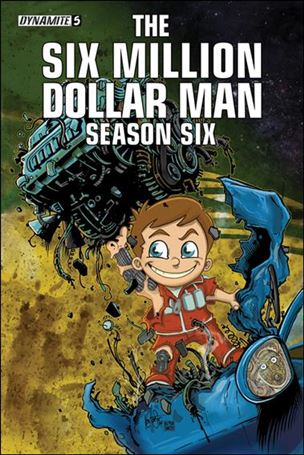 Six Million Dollar Man: Season Six 5-B