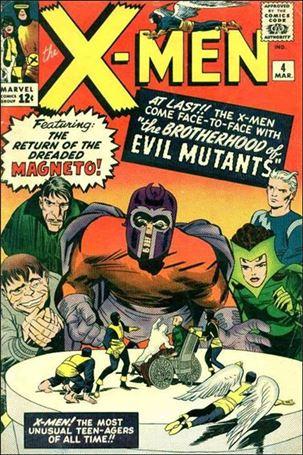 X-Men (1963) 4-A