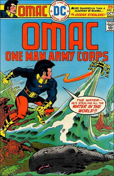 OMAC (1974) 7-A by DC