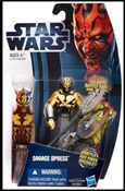 "Star Wars: The Clone Wars Collection 3 3/4"" Figures (2012) Savage Opress"