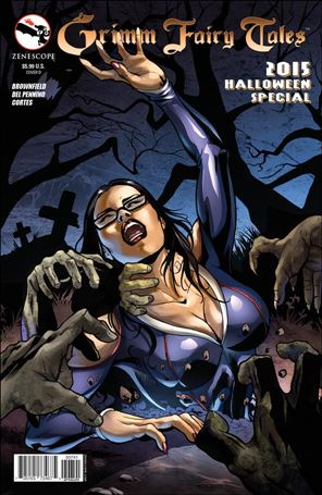Grimm Fairy Tales: Halloween Special 2015-D
