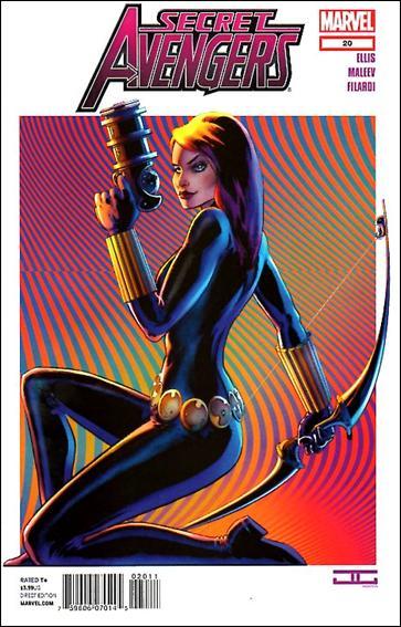 Secret Avengers (2010) 20-A by Marvel
