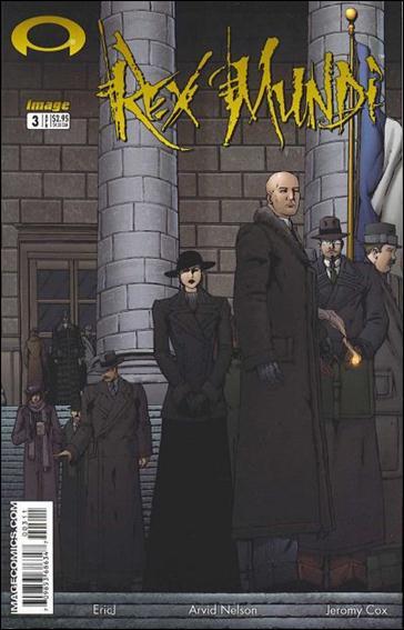 Rex Mundi (2002) 3-A by Image