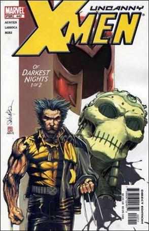 Uncanny X-Men (1981) 442-A