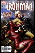 Invincible Iron Man (2005) 10-A