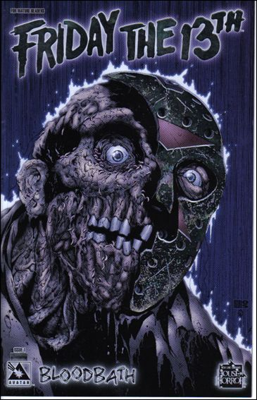 Friday the 13th: Bloodbath 1-H by Avatar Press