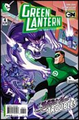 Green Lantern: The Animated Series 4-A