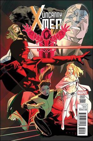 Uncanny X-Men (1981) 600-C