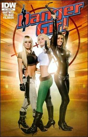Danger Girl: The Chase 4-B