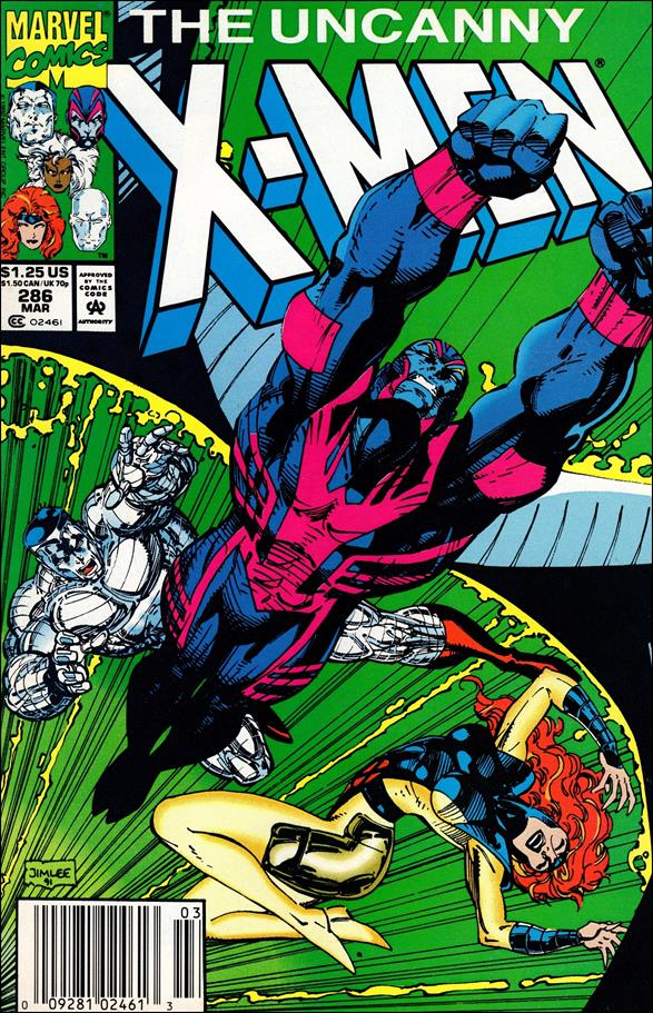 Uncanny X-Men (1981) 286-A by Marvel