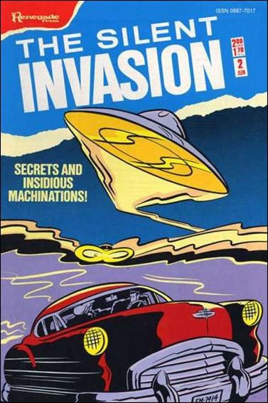 Silent Invasion (1986) 2-A by Renegade