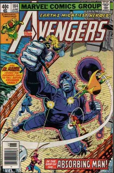 Avengers (1963) 184-A by Marvel
