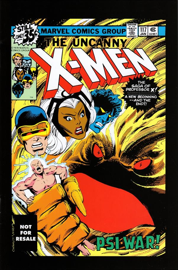 X-Men (1963) 117-C by Marvel