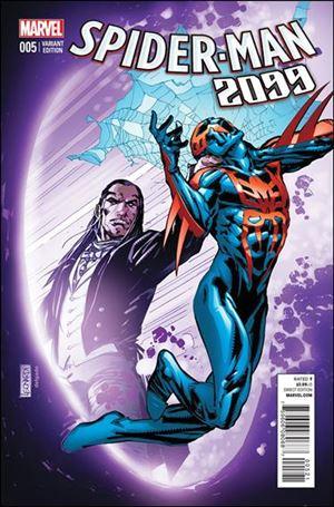 Spider-Man 2099 (2014) 5-B