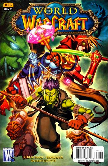 World of Warcraft 23-A by WildStorm