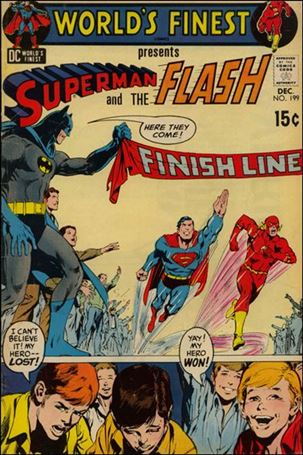 World's Finest Comics 199-A