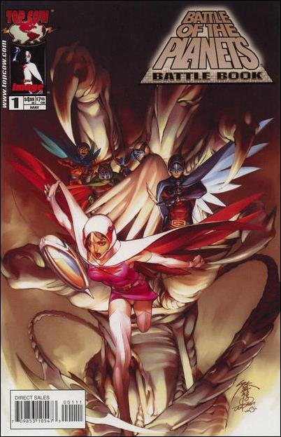 Battle of the Planets Battle Book 1-A by Top Cow