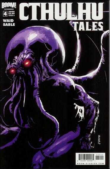 Cthulhu Tales (2008) 4-B by Boom! Studios