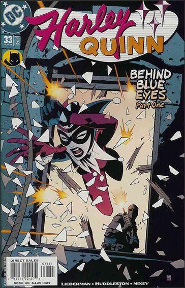 Harley Quinn (2000) 33-A by DC