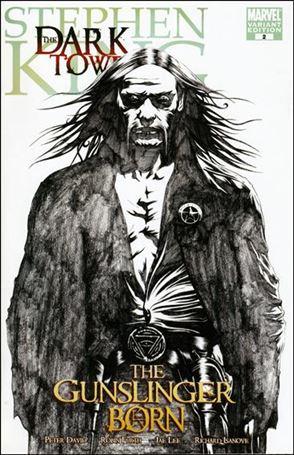 Dark Tower: The Gunslinger Born 2-C