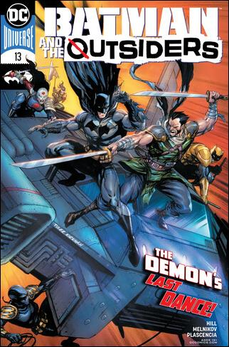 Batman and the Outsiders (2019) 13-A by DC