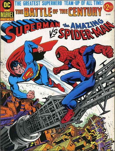 Superman vs the Amazing Spider-Man 1-A by DC