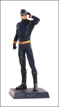Classic Marvel Figurine Collection (UK) Cyclops by Eaglemoss Publications