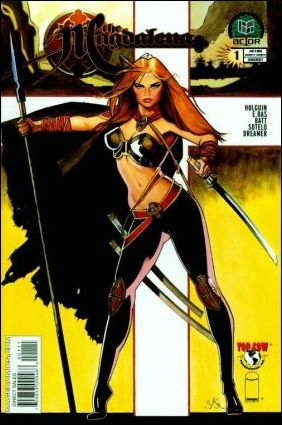 Magdalena (2003) 1-D by Top Cow