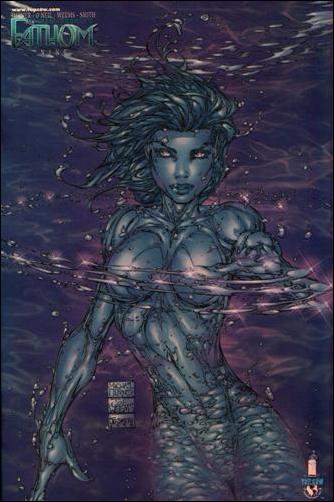 Fathom (1998) 9-C by Top Cow