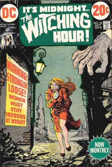 Witching Hour (1969) 24-A by DC