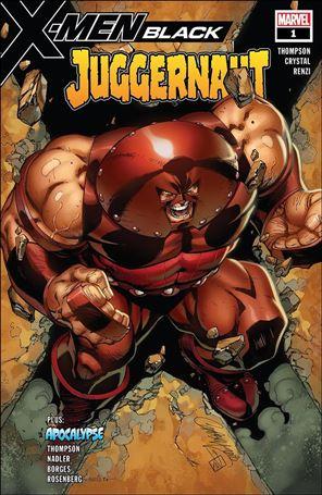 X-Men Black: Juggernaut 1-A
