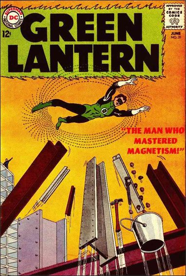Green Lantern (1960) 21-A by DC